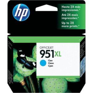 HP No. 951XL, 1500 stran - originální modrá (CN046AE)