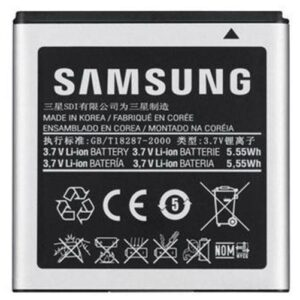 Samsung pro Galaxy S3 mini, Li-Ion 1500mAh NFC (EB-L1M7FLU) černá (EB-L1M7FLUCSTD)