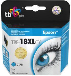 TB Epson T1812 C – kompatibilní modrá (TBE-18XLCY)