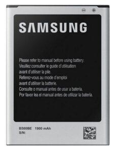 Samsung pro Galaxy S4 mini s NFC, Li-Ion 1900mAh (EB-B500BEBE) bílá (EB-B500BEBECWW)