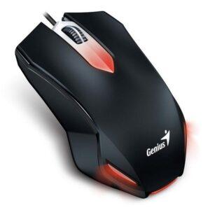 Genius GX Gaming X-G200 černá / optická / 3 tlačítka / 1000dpi (31040034102)