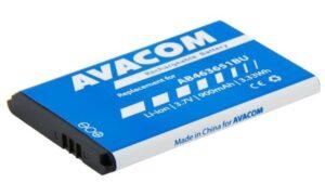 Avacom pro Samsung B3410 Corby plus Li-Ion 3,7V 900mAh (náhrada AB463651BU) (GSSA-S5610-900)