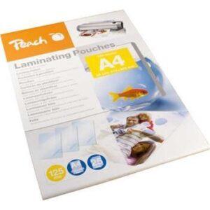 Peach A4 (216x303mm), 125mic, 25 ks (PPR525-02)