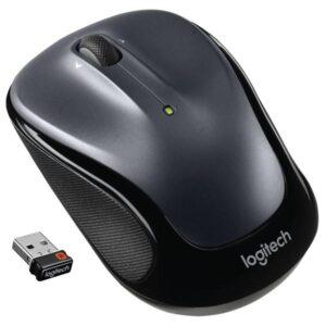 Logitech Wireless Mouse M325 šedá / optická / 3 tlačítka / 1000dpi (910-002142)