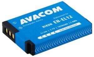 Avacom pro Nikon EN-EL12 Li-ion 3.7V 1050mAh (DINI-EL12-731N2)