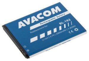 Avacom pro Lenovo A328, Li-Ion 3,7V 2000mAh (náhrada BL192) (GSLE-BL192-2000)