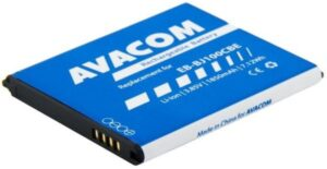 Avacom pro Samsung Galaxy J1, Li-Ion 3,85V 1850mAh, (náhrada EB-BJ100CBE) (GSSA-J100-1850)