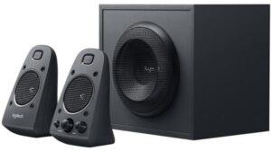 Logitech Z625 THX černé (980-001256)