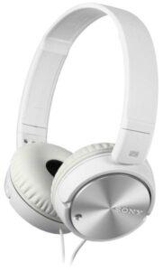 Sony MDR-ZX110NA bílá (MDRZX110NAW.CE7)