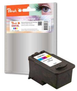 Peach Canon CL-541XL, 400 stran, kompatibilní červená/modrá/žlutá (316478)