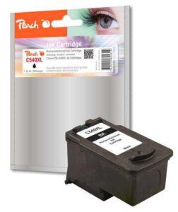 Peach Canon PG-540XL, 680 stran, kompatibilní černá (316476)