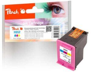 Peach HP 652, kompatibilní červená/modrá/žlutá (319932)