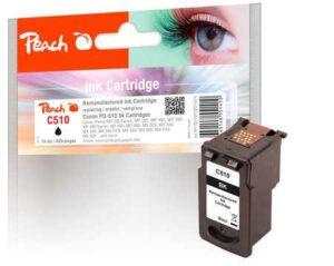 Peach Canon PG-510, 420 stran, kompatibilní černá (314474)