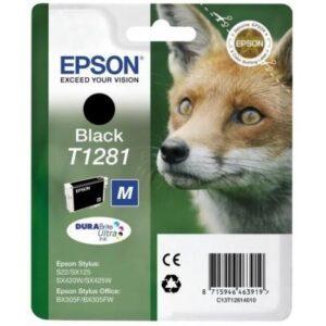 Epson T128 originální černá (C13T12814012)