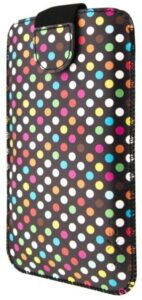 """FIXED Soft Slim Elements 4XL (vhodné pro 5"""") - rainbow dots (FIXSOS-RAD-4XL)"""