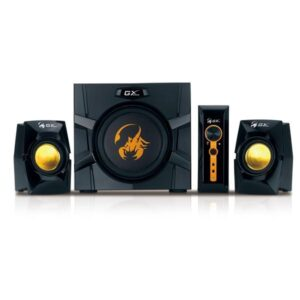 Reproduktory Genius GX Gaming SW-G2.1 3000 černé/žluté (31731016100)