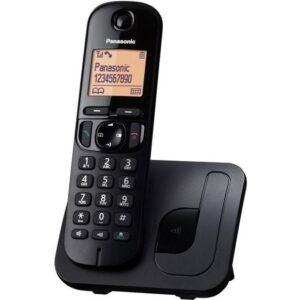 Panasonic KX-TGC210FXB černý (KX-TGC210FXB)