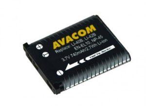 Baterie Avacom Olympus Li-40B/Li-42B/Fujifilm NP-45/Nikon EN-EL10 Li-ion 3