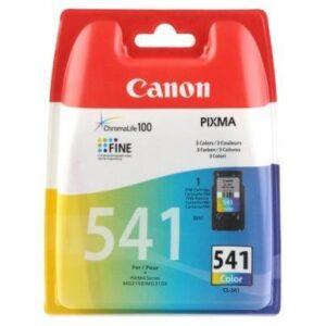 Canon CL-541, 180 stran - originální červená/modrá/žlutá (5227B005)