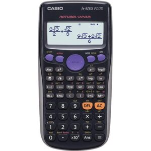Casio FX 82ES PLUS černá