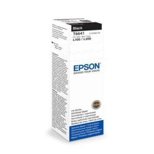 Epson T6641, 70ml - originální černá (C13T66414A10)