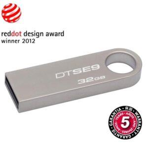 Kingston DataTraveler SE9 32GB kovový (DTSE9H/32GB)