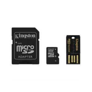 Kingston Mobility Kit 16GB UHS-I U1 (30R/10W) (MBLY10G2/16GB)