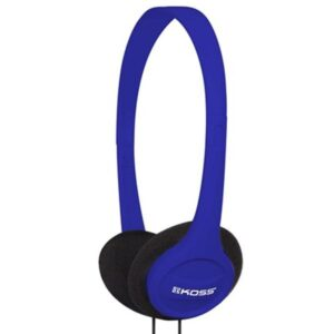 Sluchátka Koss Featherweight KPH/7 (doživotní záruka) modrá