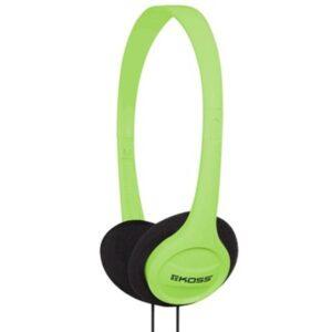 Koss Featherweight KPH/7 (doživotní záruka) zelená