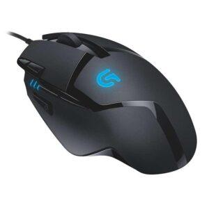 Myš Logitech Gaming G402 Hyperion Fury černá / laserová / 8 tlačítek / 4000dpi (910-004067)
