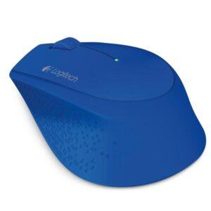 Logitech Wireless Mouse M280 modrá / optická / 3 tlačítka / 1000dpi (910-004290)