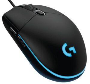 Logitech Gaming G203 Prodigy černá / optická / 6 tlačítek / 6000dpi (910-004845)