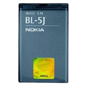 Nokia BL-5J Li-Ion 1320mAh černá (02711B6)