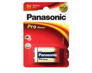 Panasonic Pro Power 9V, 6LR61, blistr 1ks