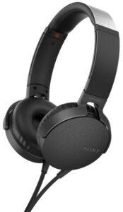 Sony MDR-XB550AP Extra Bass™ černá (MDRXB550APB.CE7)