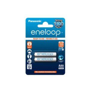 Panasonic Eneloop AAA, HR03, 750mAh, Ni-MH, blistr 2ks (BK-4MCCE/2BE)