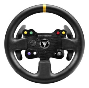 Thrustmaster Leather 28 GT Add-On pro T300/T500/TX Ferrari 458 Italia černý (4060057)