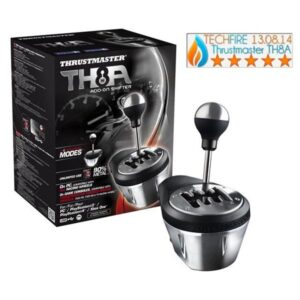 Thrustmaster TH8A pro PC, PS3, PS4, Xbox One, One X, One S černý (4060059)