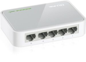 TP-Link TL-SF1005D  5 port, 10/100 Mb/s (TL-SF1005D)