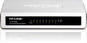 TP-Link TL-SF1008D  8 port, 10/100 Mb/s (TL-SF1008D)