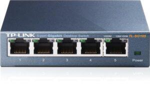 TP-Link TL-SG105  5 port, Gigabit (TL-SG105)