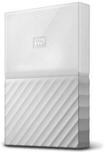 Western Digital My Passport 1TB bílý (WDBYNN0010BWT-WESN)