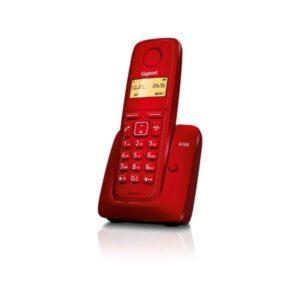 Siemens Gigaset A120 červený (S30852-H2401-R604)
