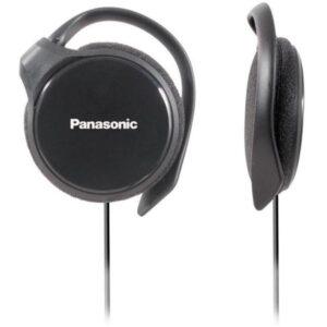 Sluchátka Panasonic RP-HS46E-K černá (RP-HS46E-K)