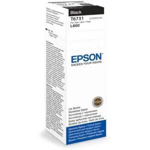 Epson T6731, 70ml - originální černá (C13T67314A)