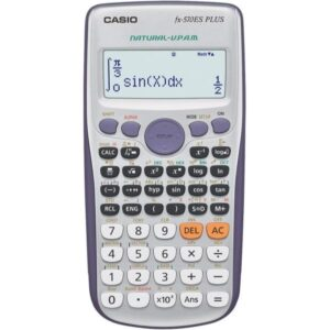 Kalkulačka Casio FX 570 ES PLUS šedá