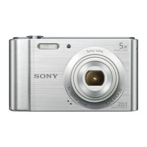 Sony DSC-W800S stříbrný