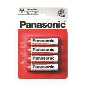 Panasonic AA, R06, blistr 4ks (3846)
