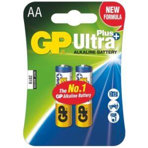 GP Ultra Plus AA, LR06, blistr 2ks