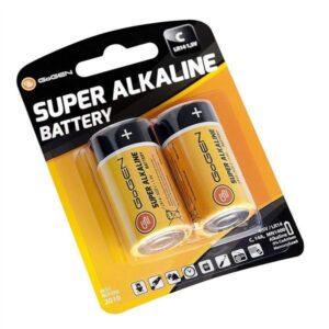 GoGEN SUPER ALKALINE C, LR14, blistr 2ks (GOGR14ALKALINE2)